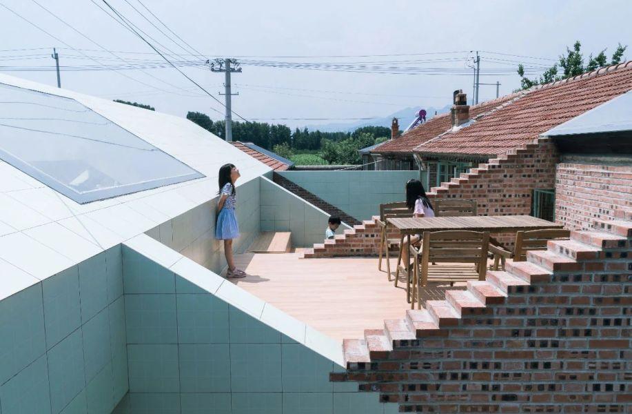 王冲:互舍与峦舍,乡村民宿改造的四个片段