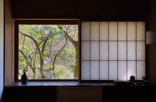 最近一年,原研哉又探访了日本哪些隐秘的旅馆?
