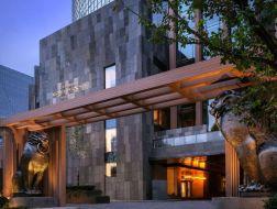 设计酒店52 | 北京瑰丽:艺术的居所