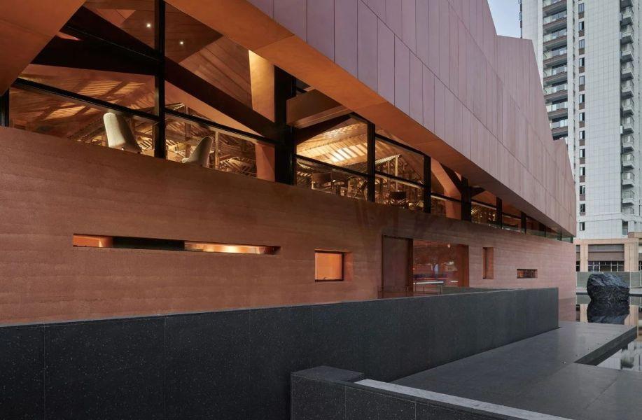 如恩专访:材料是表达新旧对话的方式,可以讲述建筑的形成