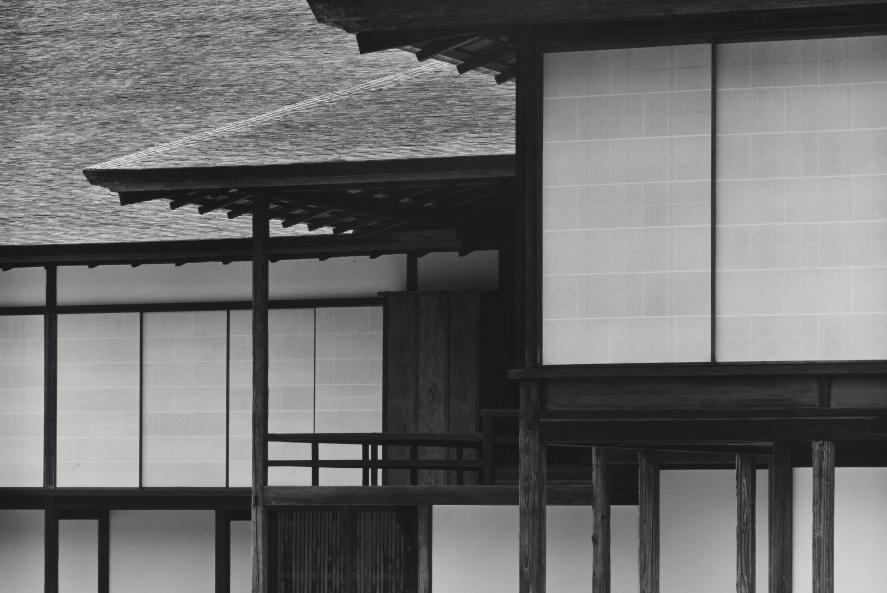 桂离宫与伊势神宫的摄影师——石元泰博百年诞辰