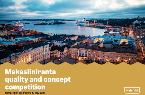 COMPETITION TO TRANSFORM SOUTH HARBOUR'S MAKASIINIRANTA