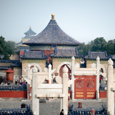 中国建筑巡礼