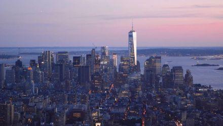 """世界最高住宅即将竣工,一文回顾""""纽约高度""""变迁史"""