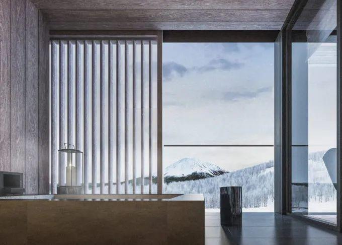 设计酒店51 | 新雪谷柏悦:雪国秘境