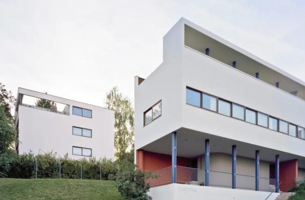 经典再读108 | 魏森霍夫住宅:与阳光、景观和开放空间相连