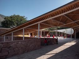 """""""永安之心""""村民议事中心:非在地的在地性 / 同济大学建筑设计研究院"""