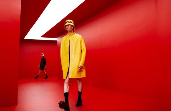 建筑会让时尚变得更酷吗?