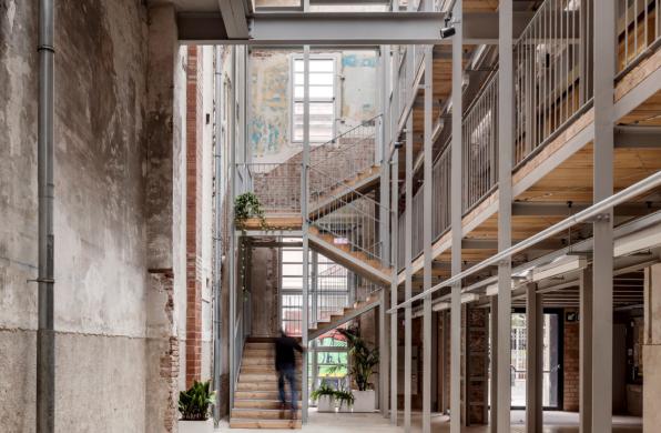 """从""""欧洲建筑遗产干预奖"""",看历史建筑更新的多种可能性"""