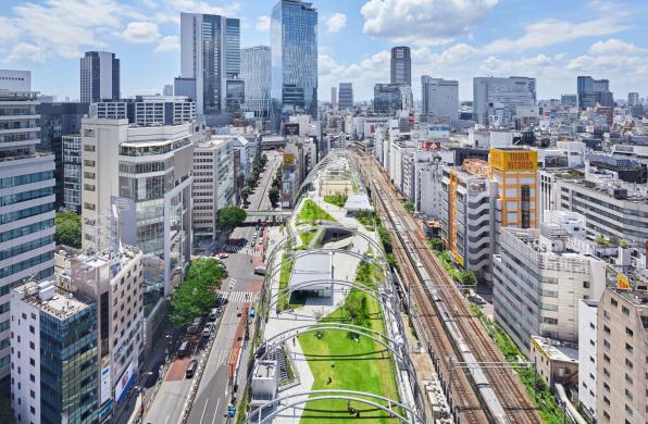 """不止体育场馆:东京如何以建筑""""备战""""奥运?"""