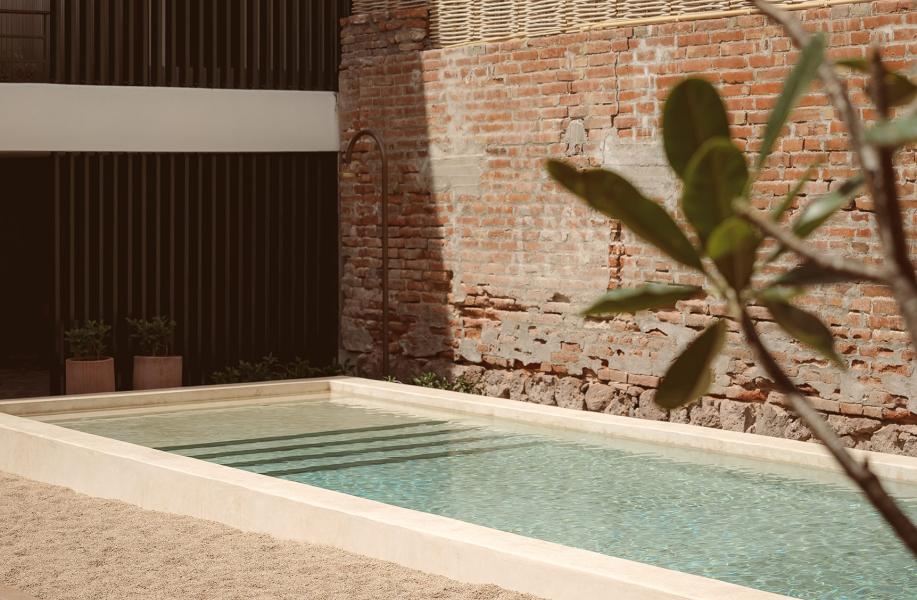 设计酒店55 | Baja Club:一场新与旧的相遇