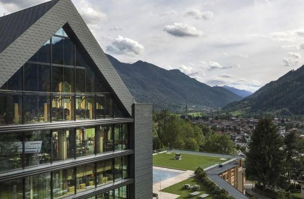 设计酒店58 | Lefay Resort & Spa Dolomiti:被多洛米蒂山脉拥在怀里