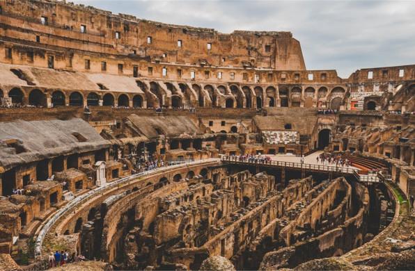 建筑一周 | 罗马斗兽场地下部分修复完成;2021AIA小项目奖公布;Heatherwick西班牙首个设计公布