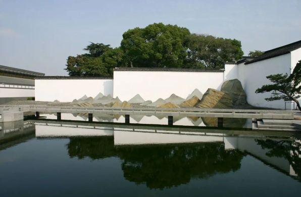 建筑地图131   苏州:绝妙的江南