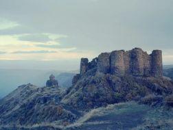 黑暗的浪漫:欧洲的石头城堡