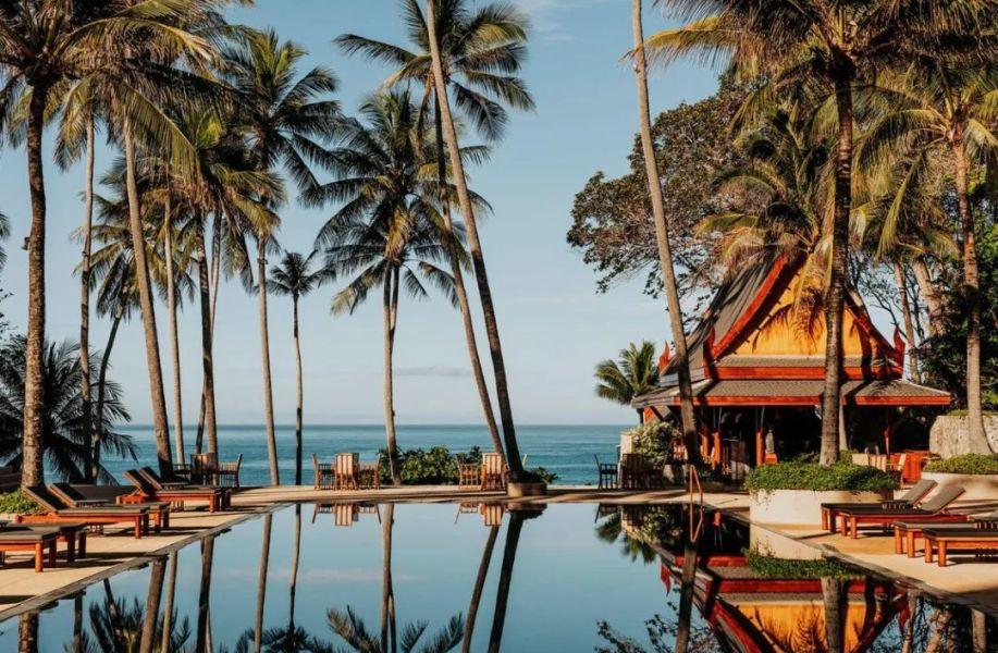 设计酒店57 | Amanpuri:全球第一家安缦,永远年轻