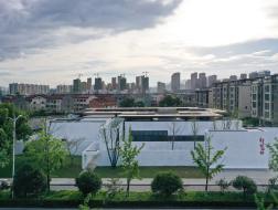 陶朱红色记忆馆改造:织补出的层叠院落 / 一爿工作室