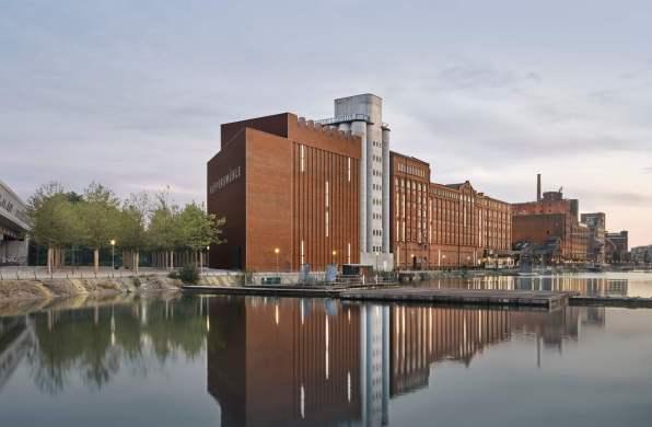 赫尔佐格与德梅隆新作,德国MKM博物馆扩建工程竣工开放
