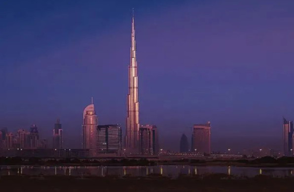 建筑地图140   迪拜的野心