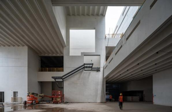 即将竣工 | 太仓美术馆:园林尺度的重构 / TJAD若本建筑工作室