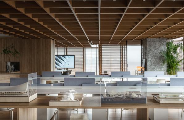 慕达建筑成都办公室:内外皆风景 / MUDA慕达建筑