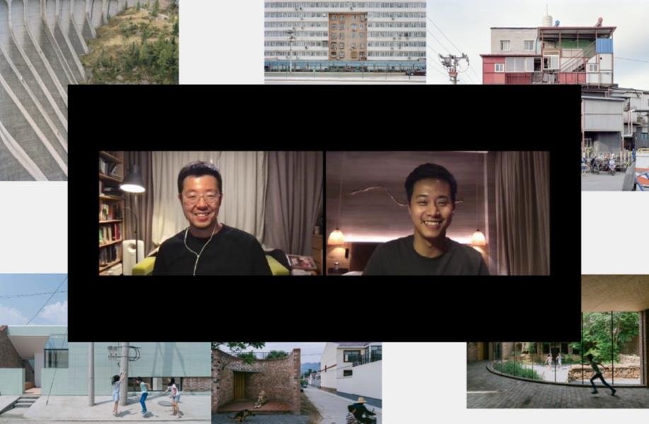 孙海霆 × 朱雨蒙:一张照片,看见时间的长与短 | 讲座实录