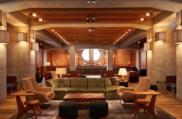 设计酒店60 | Ace Hotel Brooklyn:一封写给布鲁克林的情书